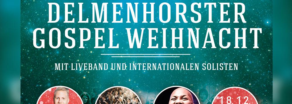 Delmenhorster Gospel Weihnacht 2016 - Christmas Gospel Konzert - Weihnachts Gospel Konzert Delmenhorst