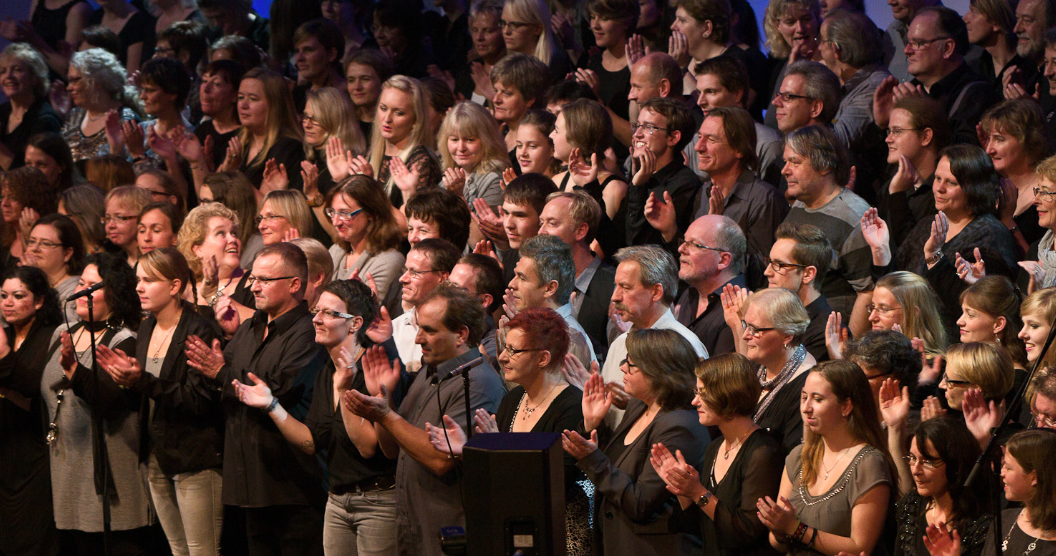 Gospelchor in Bremen! Jetzt Anmelden und ein Wochenende im großen Chor mitsingen!