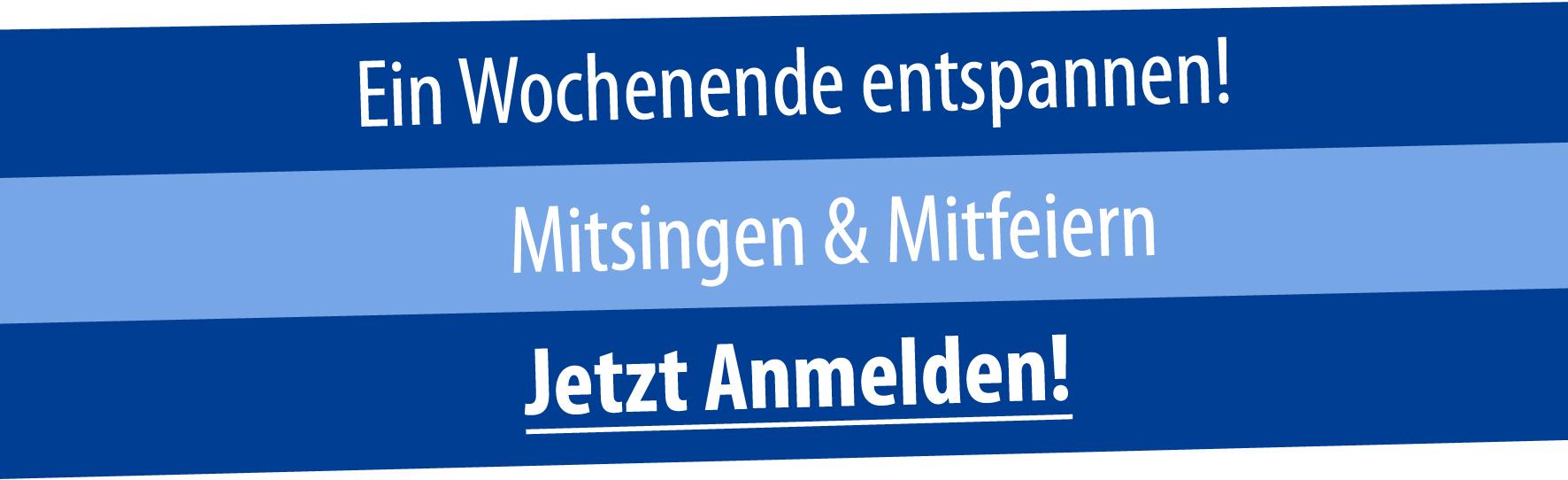Gospel Bremen - Entspannen und Mitsingen!